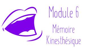 Formation Mémoire Kinesthésique