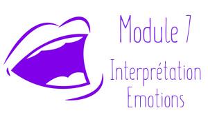 Formation Interprétation et Emotions